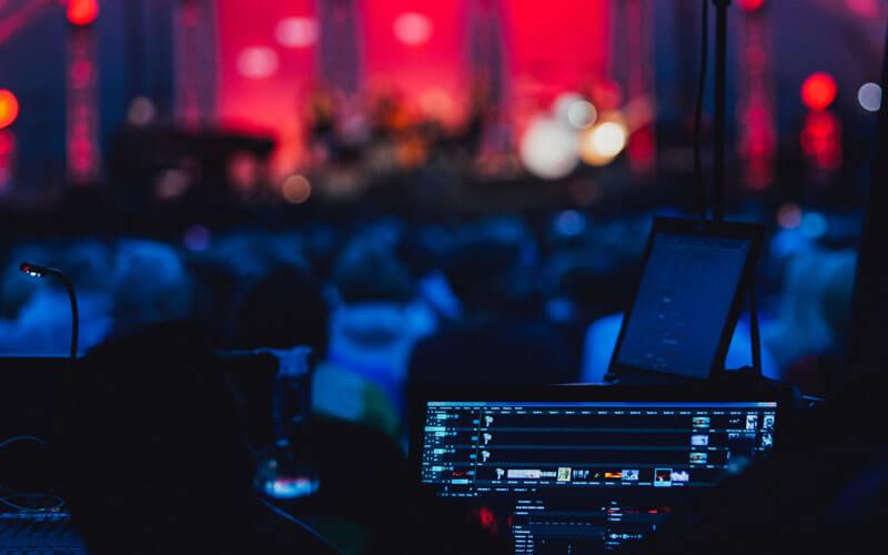 peoplesound Veranstaltungstechnik bietet Full-Service