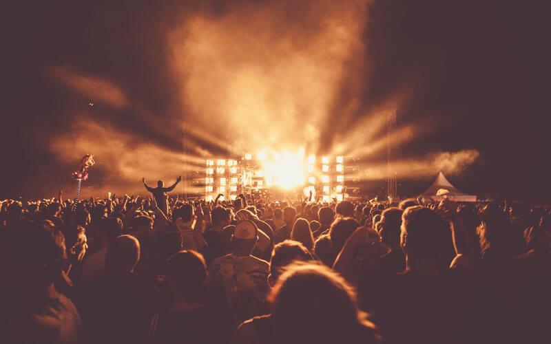 peoplesound Veranstaltungstechnik - Partner für Live-Veranstaltungen, Konzerte, Messen, Roadshows, Hochzeiten uvm.